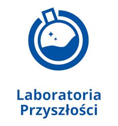 Logo Programu Laboratoria Przyszłości